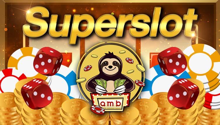 Superslot สมัครเล่นเกมได้ 24 ชม. รับเงินกันถ้วนหน้า
